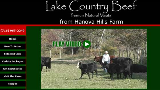 Lake Country Beef