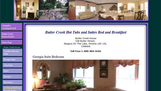 Butler Creek House B & B
